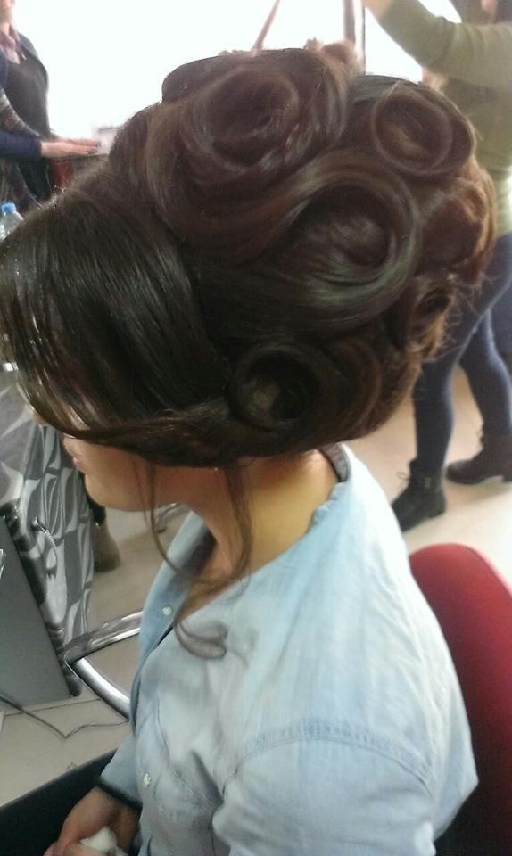 Hochzeit - Beautiful Hair And Make-up_3