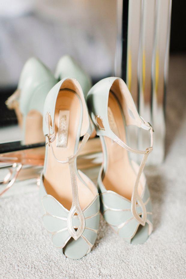 Свадьба - Ravishingly Retro: Orlaith & Mike's Cork City Wedding