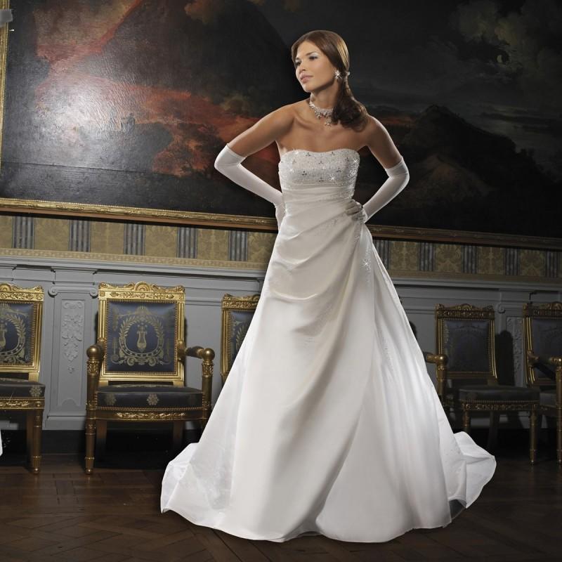 Wedding - Tomy Mariage, Bertille - Superbes robes de mariée pas cher