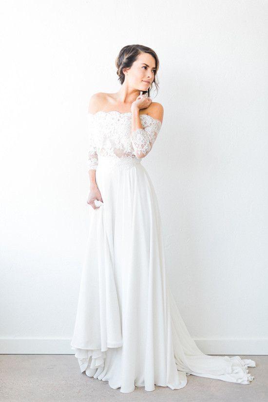 Свадьба - Simple And Romantic Wedding Ideas