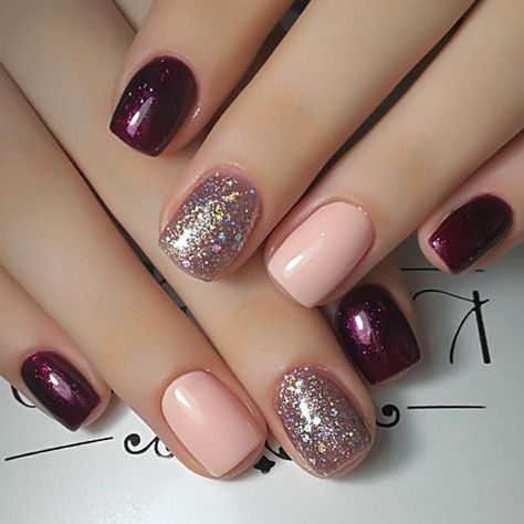 Wedding - 15 Trending Nail Designs That You Will Love