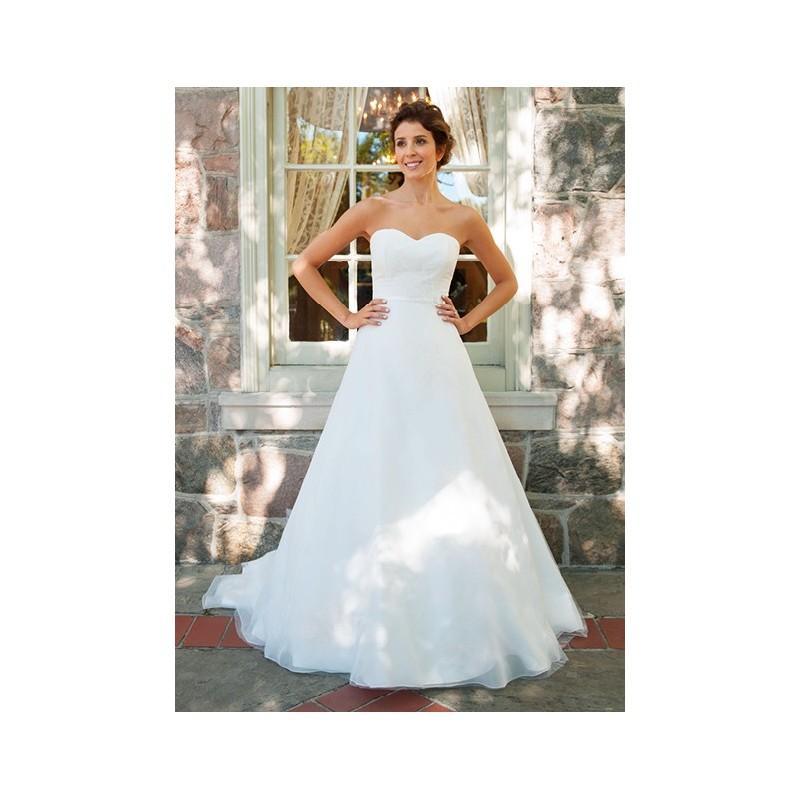 Hochzeit - Lea-Ann Belter Bridal Bella -  Designer Wedding Dresses