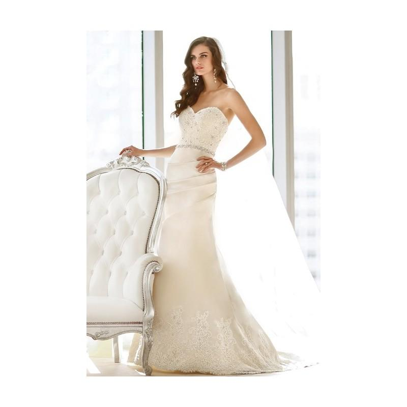 Wedding - Essense of Australia - D1455 - Stunning Cheap Wedding Dresses