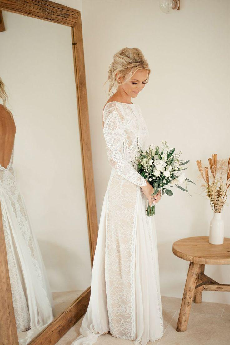 Mariage - 87 Stunning Long Sleeve Wedding Dresses