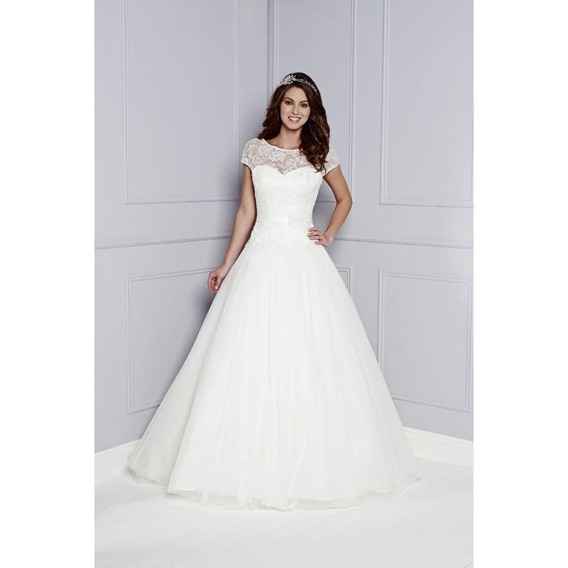 Wedding - Amanda Wyatt Hall of Fame Collection Hyacinth -  Designer Wedding Dresses