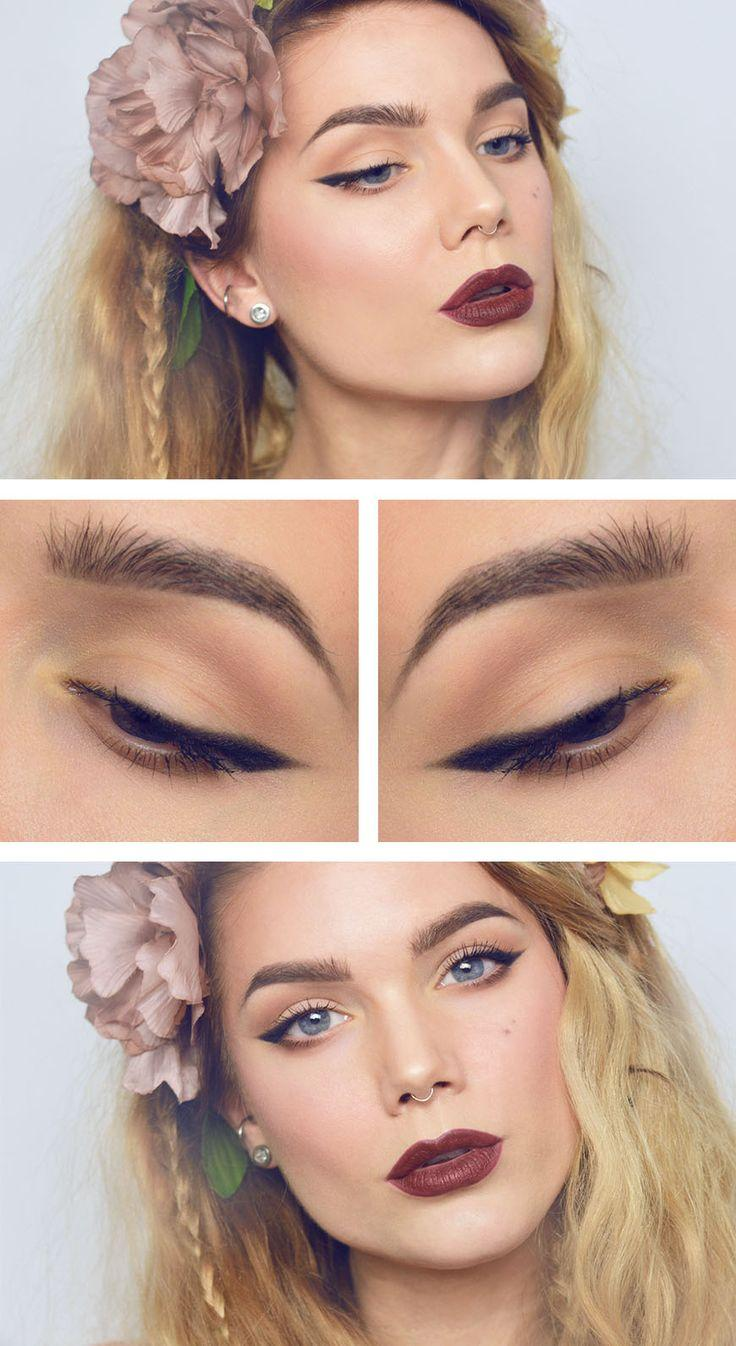 Свадьба - Linda Hallberg Makeup