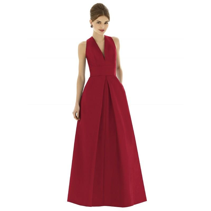 Mariage - Alfred Sung by Dessy Bridesmaid Dress D611 - Crazy Sale Bridal Dresses