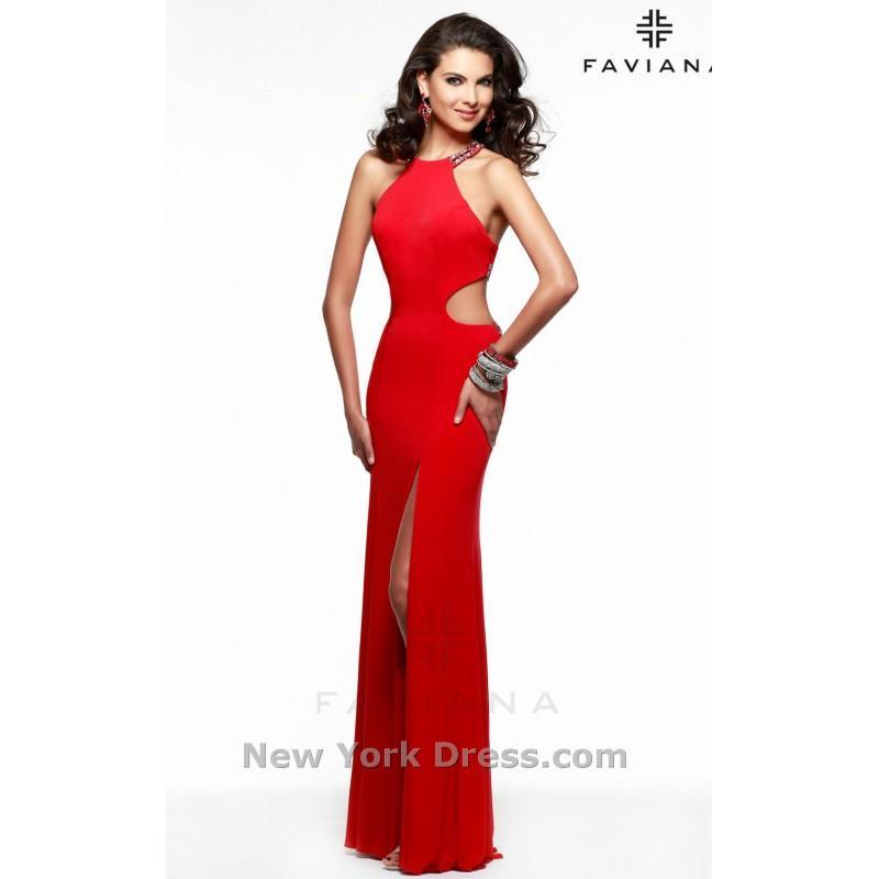 زفاف - Faviana 7543 - Charming Wedding Party Dresses