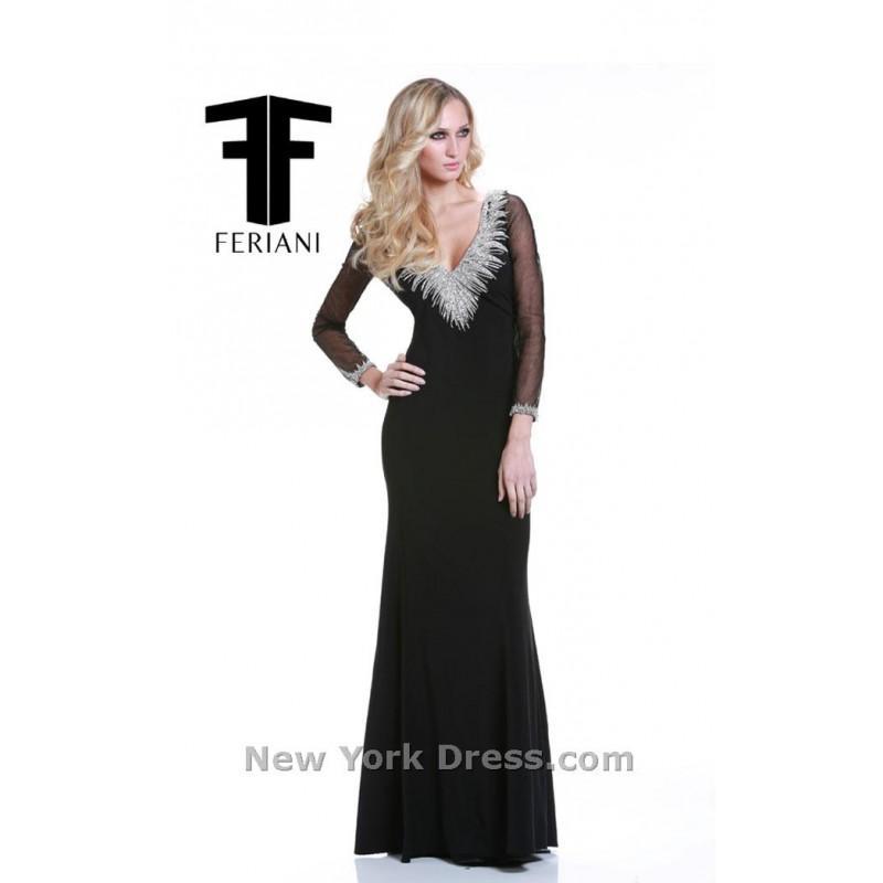 Mariage - Feriani 26073 - Charming Wedding Party Dresses
