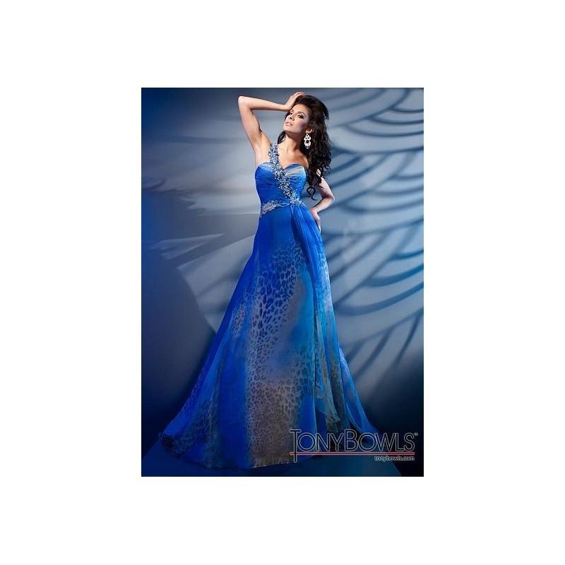 Wedding - New Fall 2013 Tony Bowls Evenings Dress TBE21285 - Brand Prom Dresses