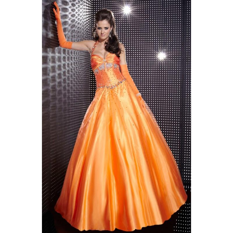 Wedding - Orange Studio 17 12268 - Ball Gowns Dress - Customize Your Prom Dress