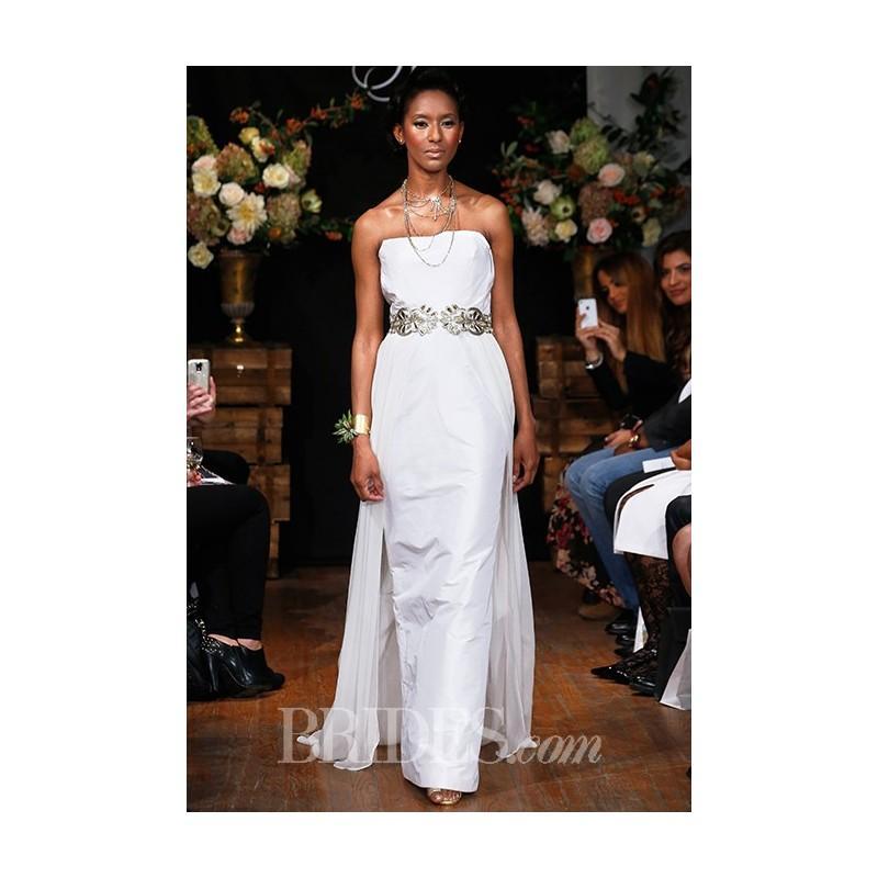 Свадьба - Sarah Jassir - Fall 2015 - Stunning Cheap Wedding Dresses