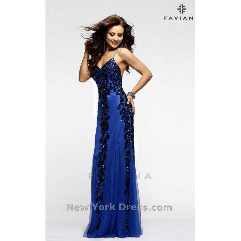 زفاف - Faviana 7113 - Charming Wedding Party Dresses