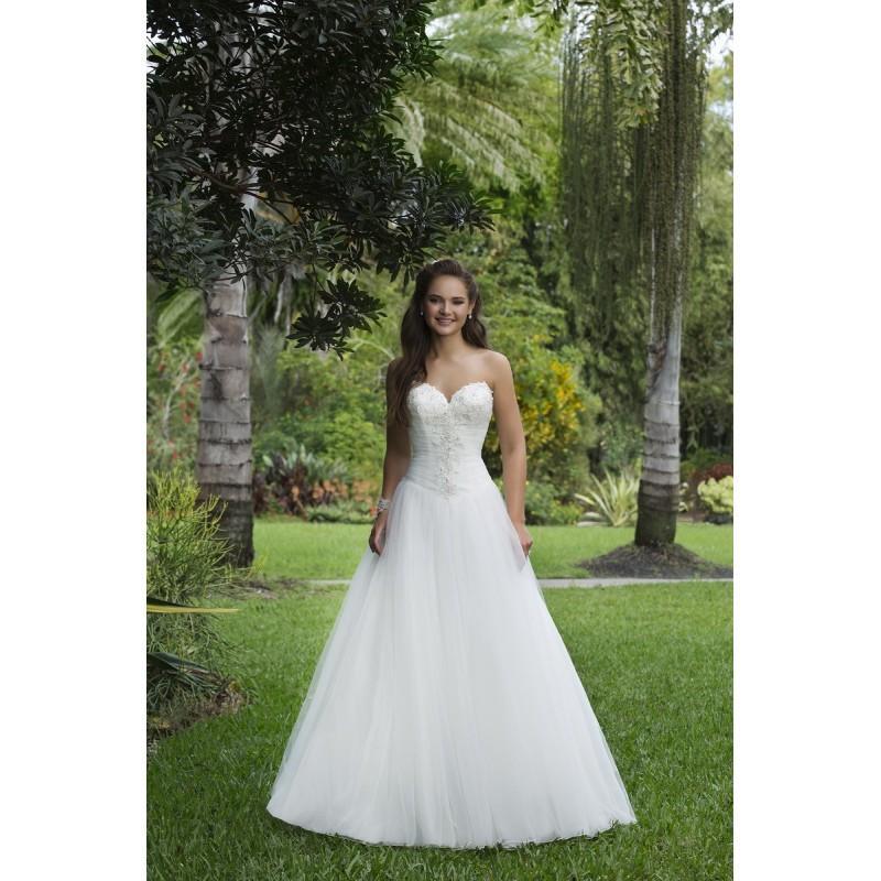 Wedding - Robes de mariée Sweetheart 2016 - 6106 - Robes de mariée France
