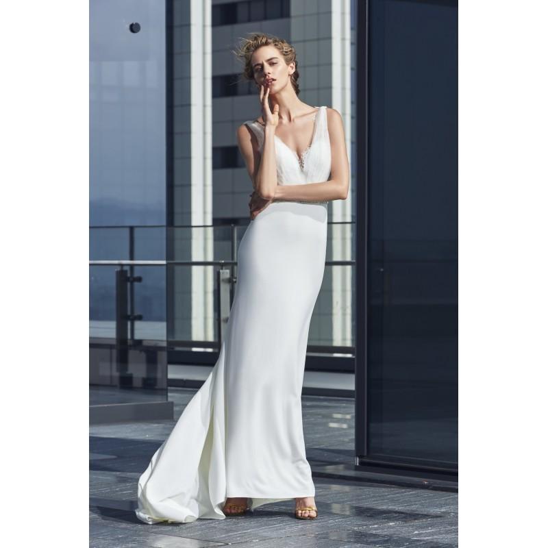Mariage - Robes de mariée Metro 2018 - ME107 - Robes de mariée France