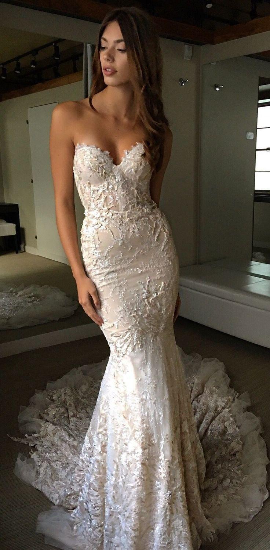 Wedding - Mermaid Wedding Dresses Inspiration 49