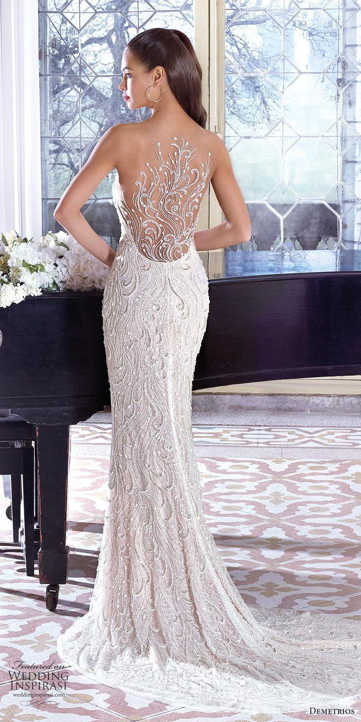 Demitrious Wedding Gowns.Platinum By Demetrios 2019 Wedding Dresses 2860520 Weddbook