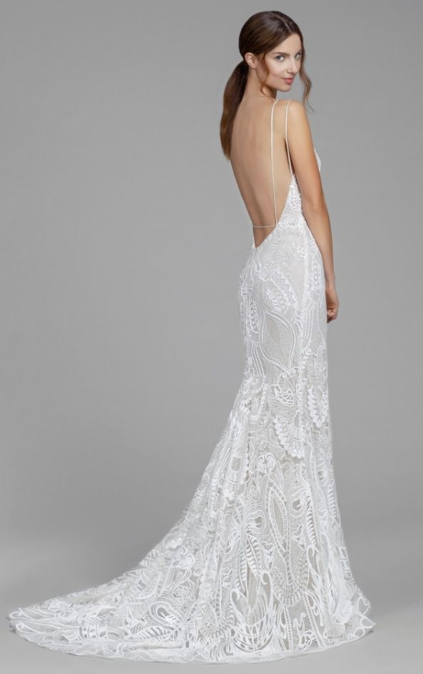 Wedding Dress Inspiration Tara Keely By Lazaro From Jlm Couture