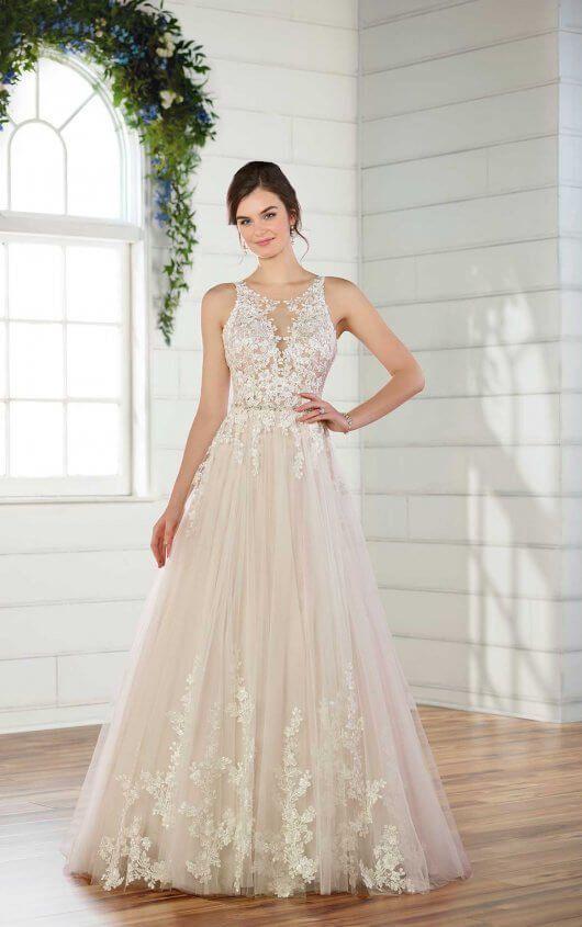 5fcd8419e3cc0 Dress - Mermaid Wedding Dress With Rich Beadwork #2860662 - Weddbook