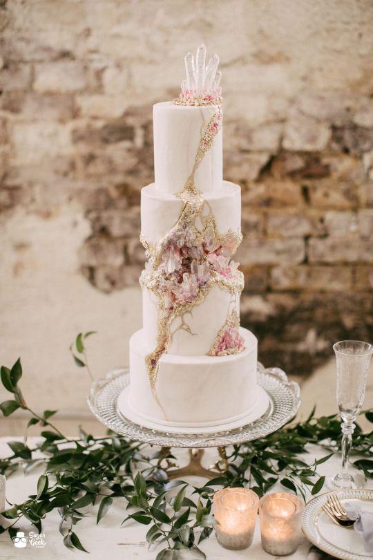 زفاف - Awesome Cakes