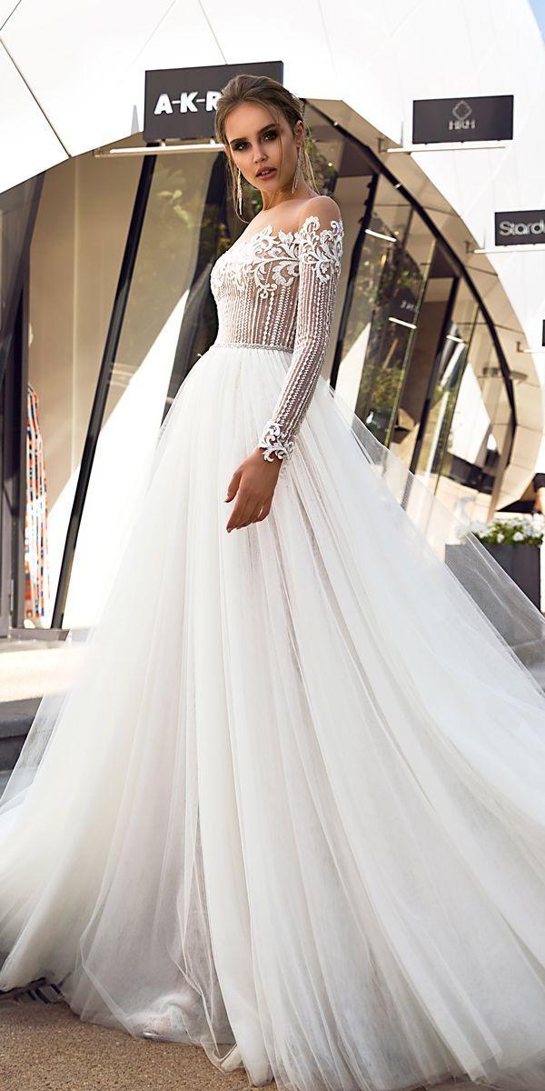 """Свадьба - Tina Valerdi 2019 Wedding Dresses - Collection """"I'm Yours"""""""