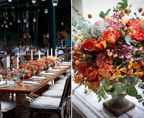 Wedding - 16 Tendências De Decoração De Casamento Para 2018 - Constance Zahn