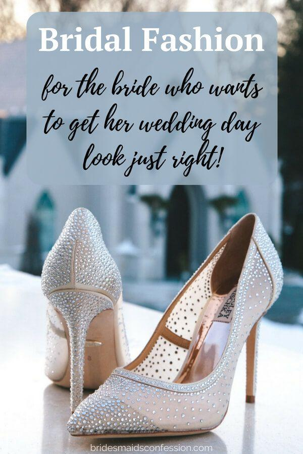 Wedding - Beautiful Bridal Fashion: Getting Your Look Just Right