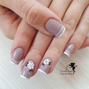 زفاف - 68 Simple Summer Nails Art Designs And Colors For 2018