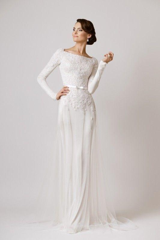 زفاف - 23 Winter Wedding Dresses That WOW