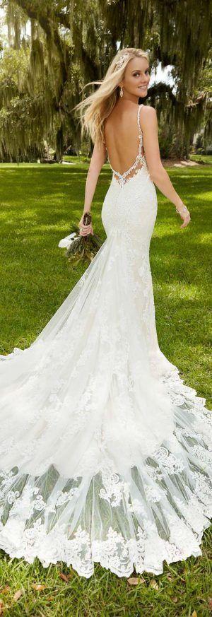 Hochzeit - Martina Liana Spring 2016 Bridal Collection