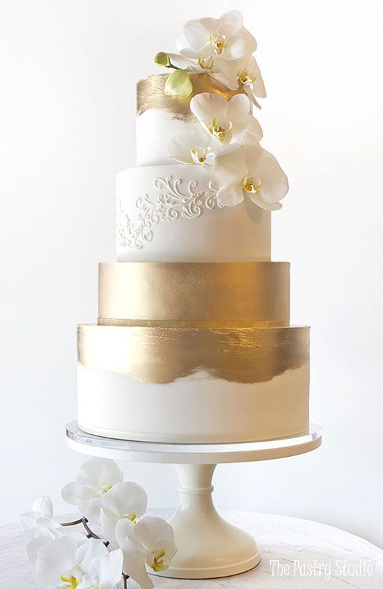 زفاف - Wedding Cake Inspiration - The Pastry Studio