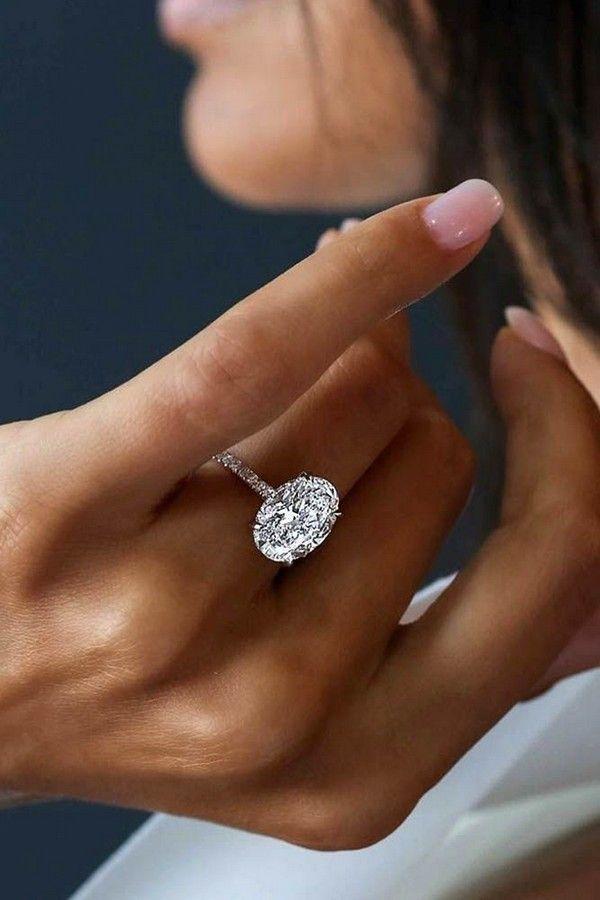 Свадьба - 10 Breathtaking Wedding Engagement Rings For 2018