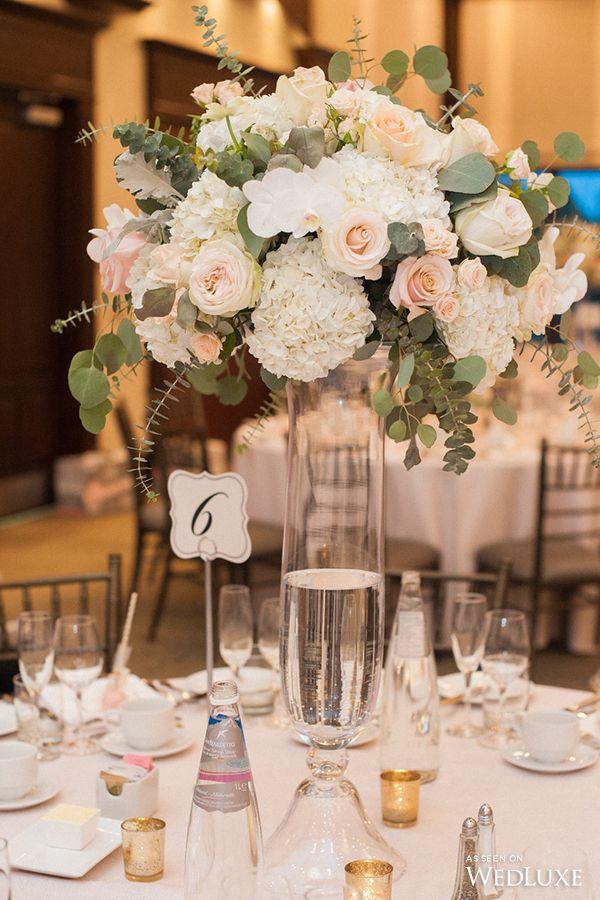 Свадьба - Tall Wedding Centerpieces