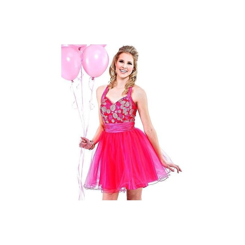 Hochzeit - Landa Cocktail Sequin Tulle Short Party Dress ED326 - Brand Prom Dresses
