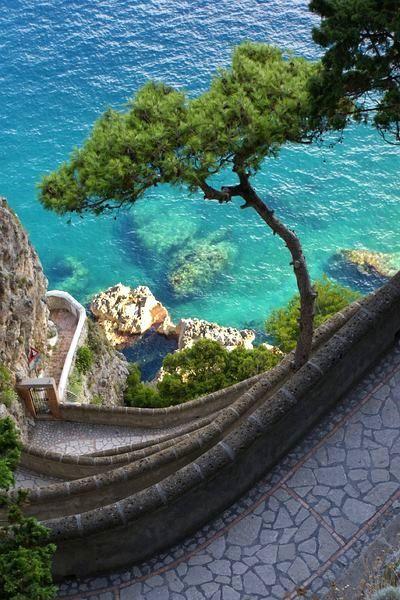 Свадьба - Via Krupp View - Capri
