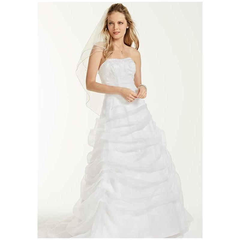 Wedding - David's Bridal David's Bridal Collection Style L9479 Wedding Dress - The Knot - Formal Bridesmaid Dresses 2018