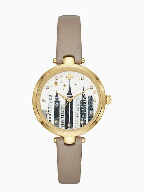 Wedding - Kate Spade Cityscape Dial Holland Watch