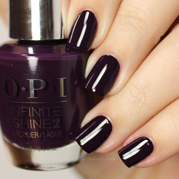 زفاف - Opi Infinite Shine • I'll Have A Manhattan