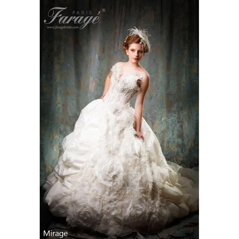 Wedding - Farage, Mirage - Superbes robes de mariée pas cher