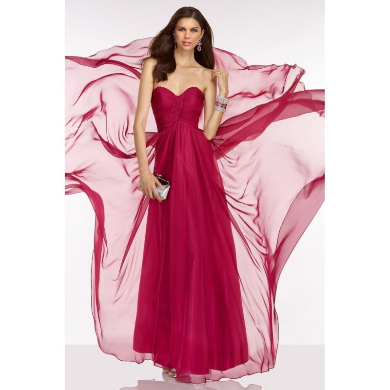 Wedding - Alyce Paris B'Dazzle - 35779 Dress in Raspberry - Designer Party Dress & Formal Gown