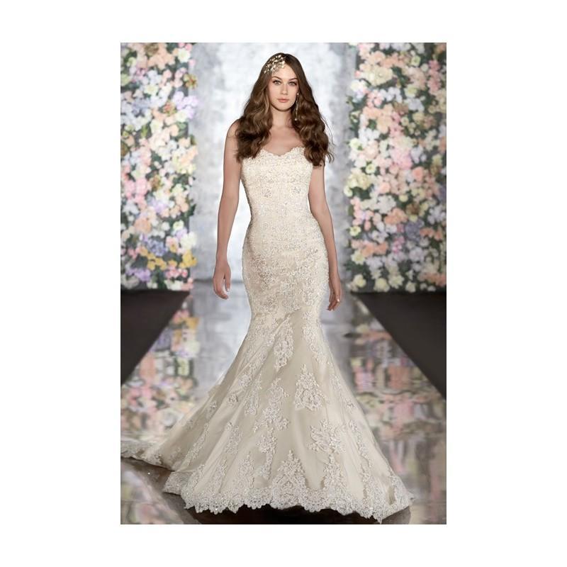 Wedding - Martina Liana - 500 - Stunning Cheap Wedding Dresses