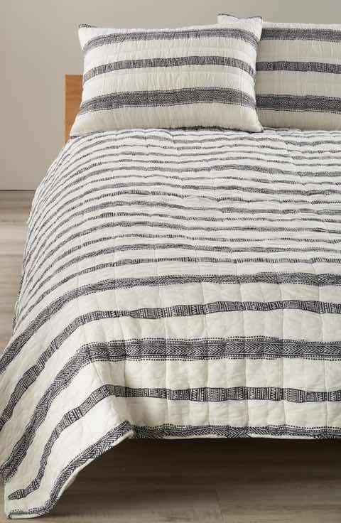 Hochzeit - Levtex Tali Geo Stripe Quilt