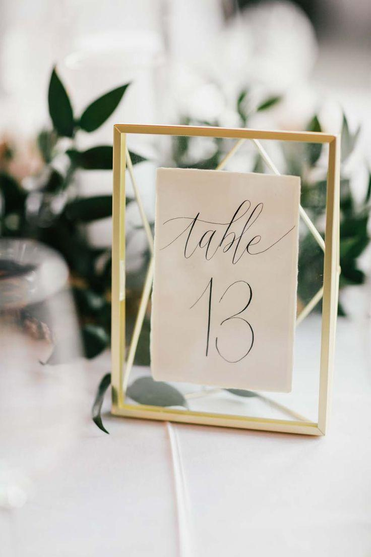 Свадьба - A Modern Wedding With Rustic Details