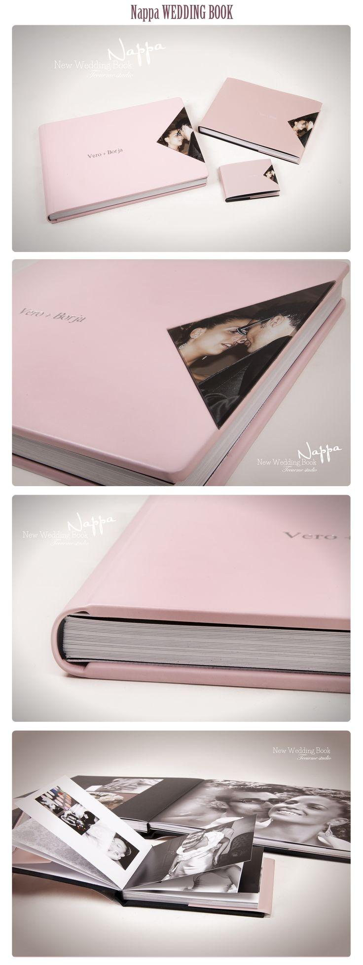 Wedding - Interesting Idea To Have A Triangular Image Segment Along The Edge Of The Cover.