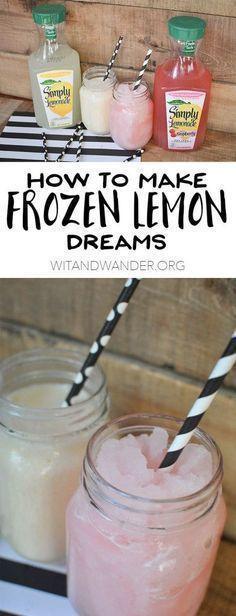 Hochzeit - Frozen Lemon Dreams