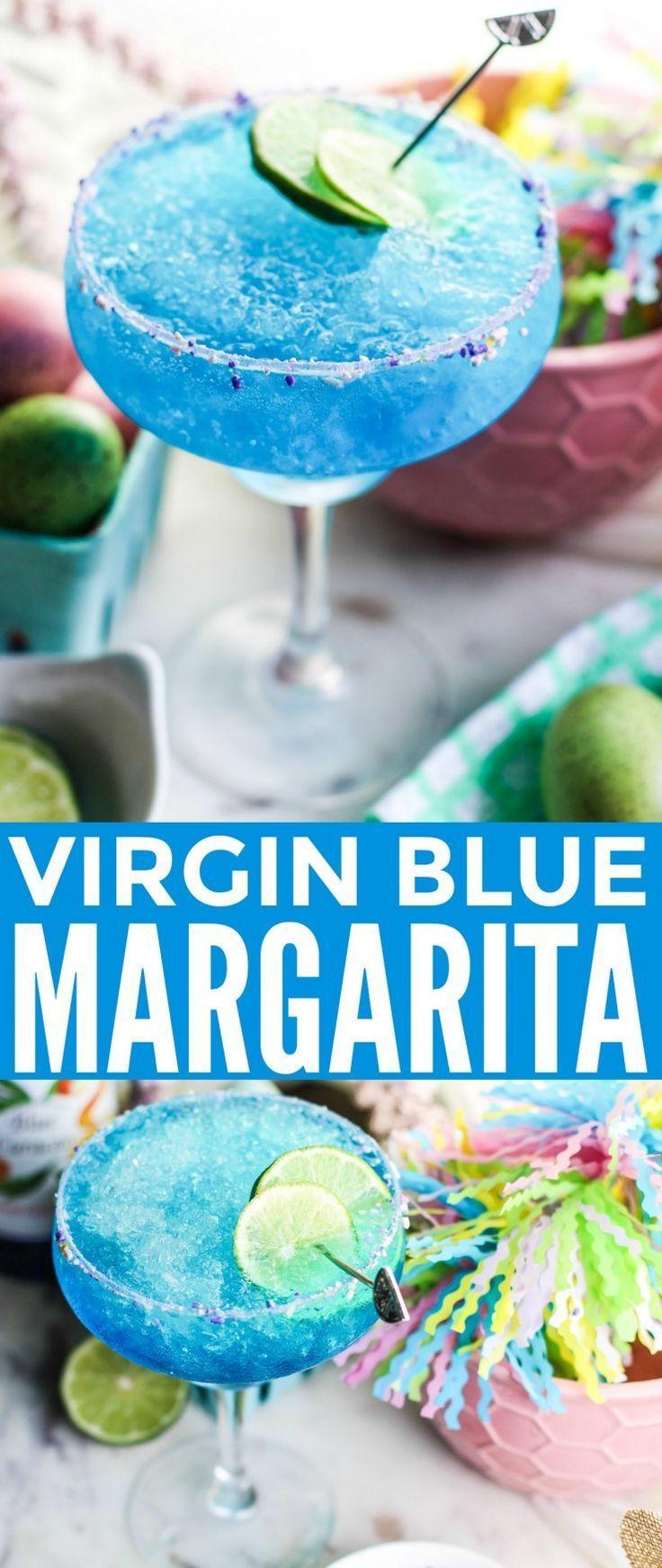 Свадьба - Virgin Blue Margarita