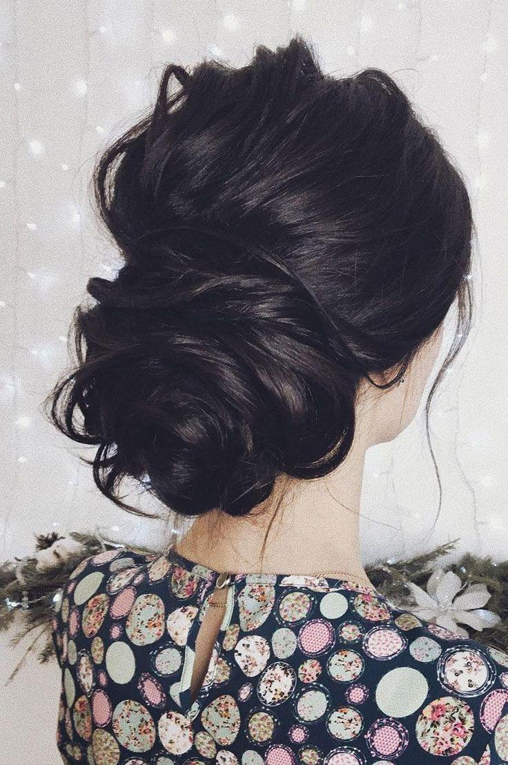 Wedding Updos For Medium Length Hairwedding Updosupdo Hairstyles