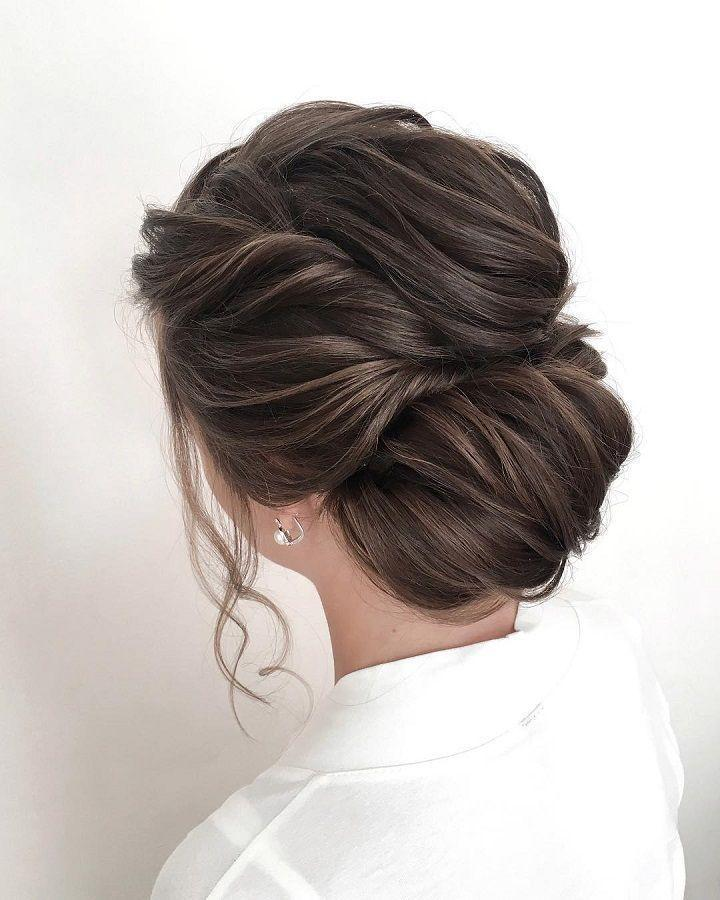 Mariage - Wedding Hairstyle Ideas   Chic Updo For Brides, Wedding Hairstyle,wedding Hairstyles, Bridal Hairstyles ,messy Updo Hairstyles,prom Hairstyles #wed…