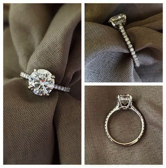Incredible \u003e\u003e Simple Vintage Engagement Rings Rose Gold ,D