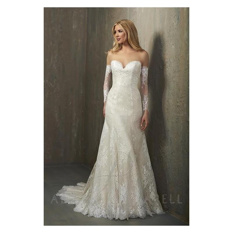 Свадьба - Adrianna Papell 31057 Juliana Wedding Dress - 2018 New Wedding Dresses